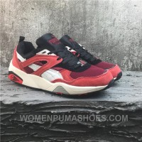 Puma R698 Classic Vintage Running Shoes Red Women/men Online R5iS7yE