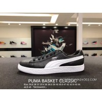 Puma BASKET CLASSIC Fashion Casual Sneaker 365748-01 Size 14 Super Deals