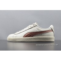 New Style Puma Basket Classic Metallic Casual Shoes 364164-02 12 4