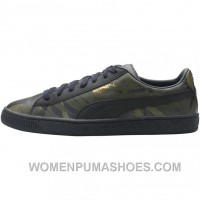 Puma Basket X HOH Palm - Total Eclipse/Green Christmas Deals JF5nG