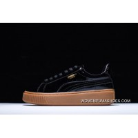 Han Kjobenhavn X Puma Clyde Stitched Black Authentic