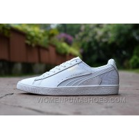 Puma CLYDE WRAITH KPU WHITE Cheap To Buy NFQ7T