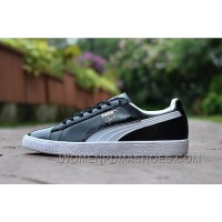 Puma CLYDE WRAITH KPU Black White Christmas Deals BkmfP