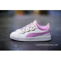 Puma Court Star Vulc 366841-07 White Pink Top Deals