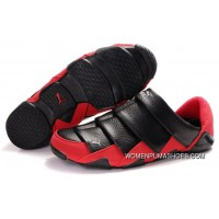 Puma Mummy Lazy Bugs Black Red Low Unisex Discount