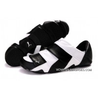 Puma Mummy Lazy Bugs Black White Discount