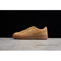Puma Rihanna Wheat 365698-09 Women Shoes Super Deals