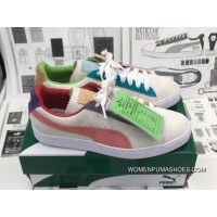 Michael Lau X PUMA Sample Suede 362327-01 Figure Discount