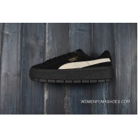 New Style Puma SUEDE PLATFORM Flatform Shoes Height-Increase Shoes 367259-01
