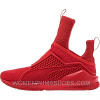 Puma Fenty X Rihanna The Trainer (Men/Womens) - Red Authentic 5eHXF