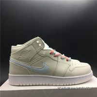 Air Jordan 1 Ret High AJ1 Collaboration What The SKU 555112-035 Women Shoes Free Shipping
