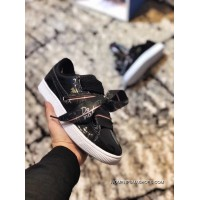 PUMA 2018 New Lace Bow Brown Version Size Women Discount