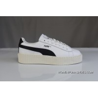 Welcome To Archives Mouths Consulting Height-200 Happens Black White Puma Women Shoes Rihanna Creeper Rihanna Thick Bottom Sneakers 364462-01 Online