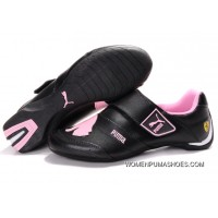 Womens Puma Baylee Future Cat Ii 703 Black/Pink New Year Deals