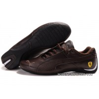 Womens Puma Future Cat Gt Ferrari Brown New Year Deals