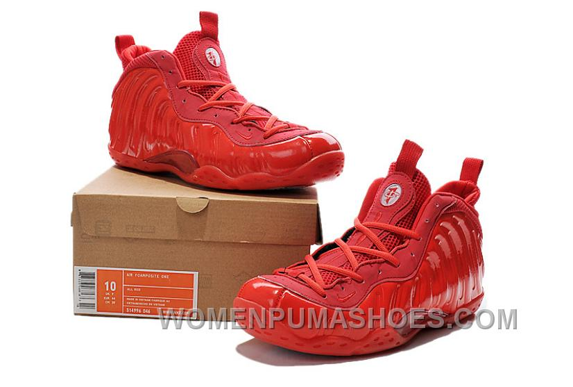 2015 Nike Air Foamposite One All Red For Sale Top Deals XM3hYbN