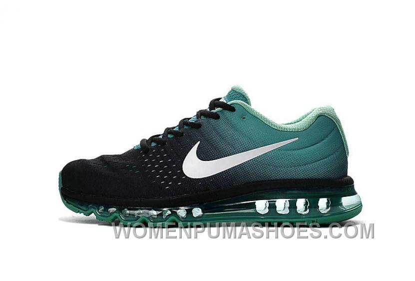 9aeeda346c Authentic Nike Air Max 2017 Black Green White Discount H8wCMi7 ...