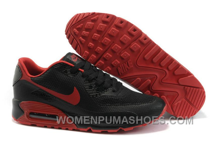 nike air max 90 womens red