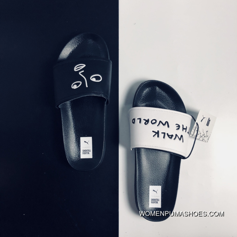 FULL GRAIN LEATHER 110 ChaoQian 65 Puma Together Hand In Hand For The First Time The Artist Shantell Martin Leadcat V X Summer Velcro Beach Slides TAB What The Replacement Black WHite 36595101 Latest