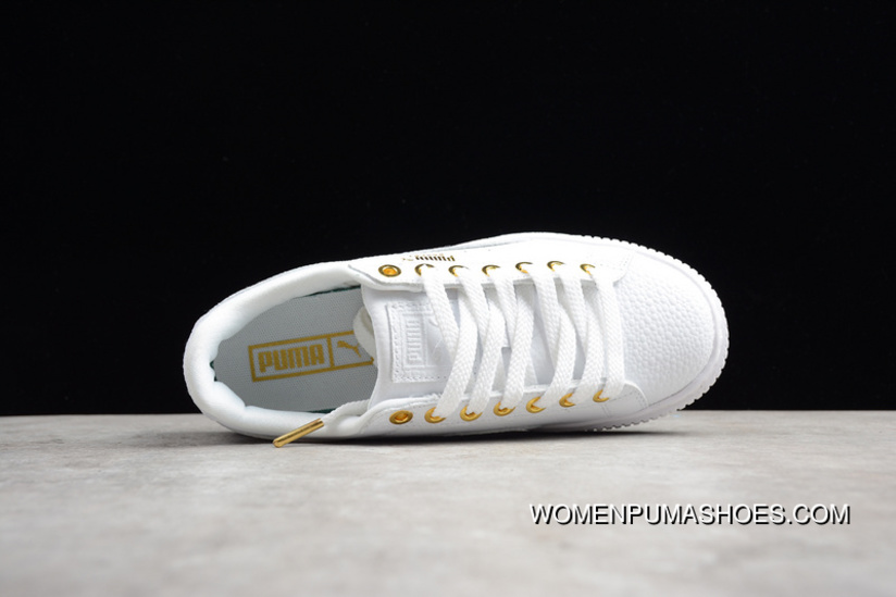 77238ddd91d The R20 Puma All White Snakeskin Stone 364233-01 Women Shoes And Men Shoes  Discount