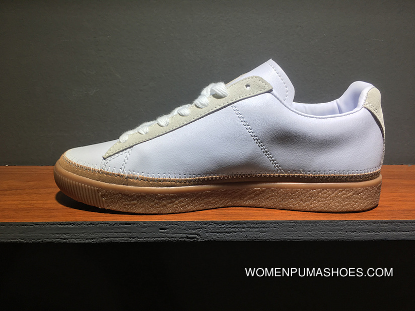 PUMA Clyde Stitched HAN 364474-01 Lastest