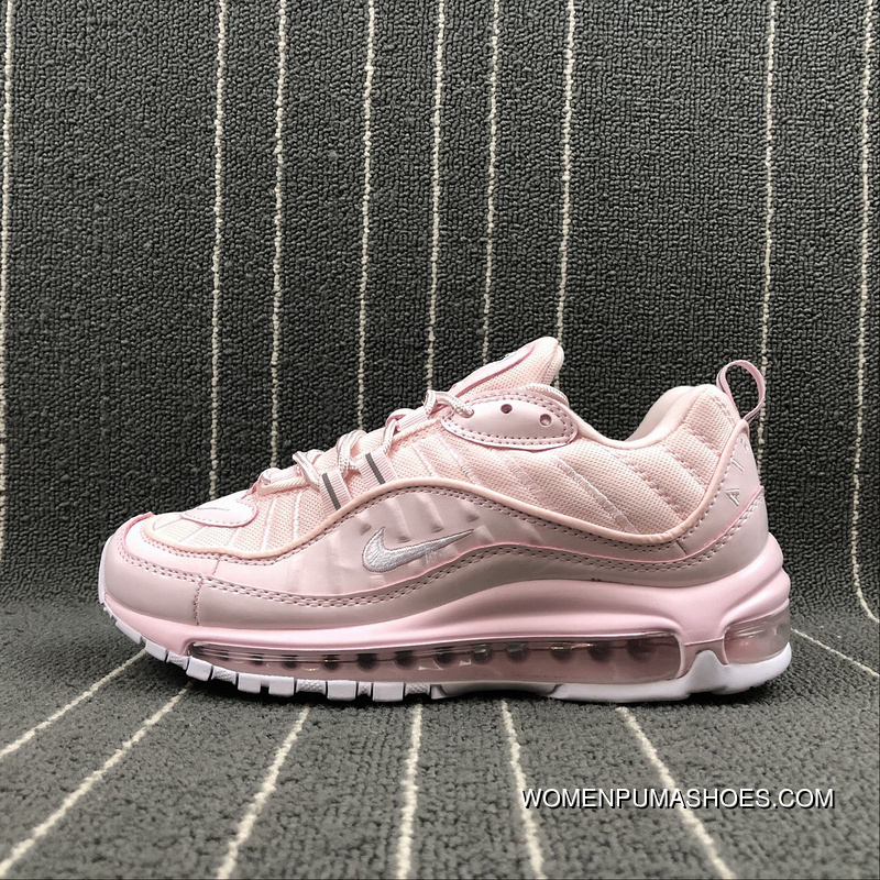Nike Authentic Air Max 98 Pink AJ6302600 Size90520440HG Copuon