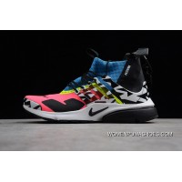 R26 Nike High Red Blue Ah7832-600 New Release
