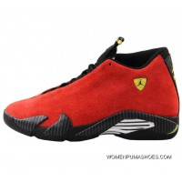 Jordan 14 Jordan14 Ferrari New Year Deals