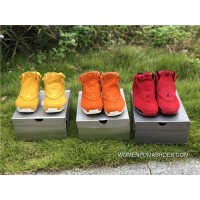 Air Jordan 18 Toro Yellow AA2494 601 41--46 Best