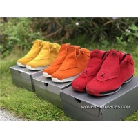 Air Jordan 18 Toro Orange AA2494 601 41--46 Outlet