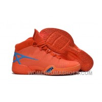 Air Jordan 30 XXX AJ30 Orange Lastest HYSse