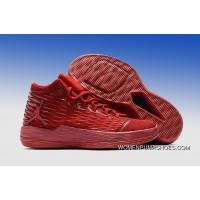 Jordan Melo M13 All-Red 2017 New Release