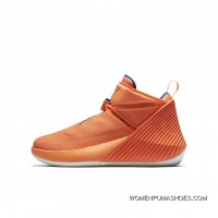 Jordan Why Not Zer0.1 Orange Red Blue 2018 Discount