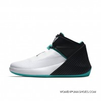 Jordan Why Not Zer0.1 White Black Blue 2018 Top Deals