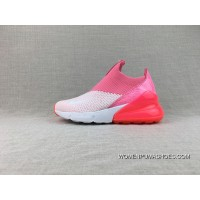 Nike Kids Shoes AIR MAX 270 Zoom Running Shoes Women And Men Casual Sport Shoes AH8050-027 New Release