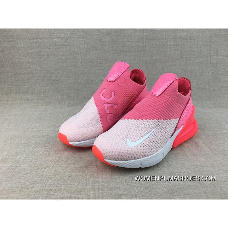 fb95e1d23 ... Nike Kids Shoes AIR MAX 270 Zoom Running Shoes Women And Men Casual  Sport Shoes AH8050 ...