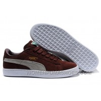 Puma Suede Archive Sneakers BrownBeige Discount BHRZS