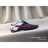 95 PUMA Future Cat Leather SF 40-44 Red White 2018 Free Shipping