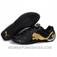 Puma Speed Cat Big Mens With Black Golden Shoes Copuon Code 8BXWY