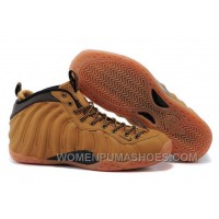 Discount Nike Air Foamposite One Wheat Haystack Track Brown Cheap To Buy WwBKpBj