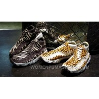 Nike Air Footscape Woven Chukka Motion Women Men Half Size Available Cheap To Buy