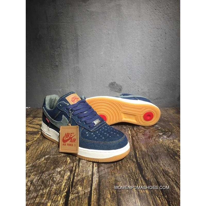34ebd814c67a77 ... Nike Air Force Denim 1 RETRO LEVIS AO2571-201 Top Deals ...