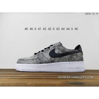 Qop Nike Air Force One 07 Lxx Collaboration SKU AO1017-100 The Dust Limited Tie-Dye Match Low Overseas Best Seller The Original Shoes Open Version Leather Seiko Production Every Free Shipping