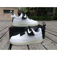 Nike Air Force One Utility Af1 Deconstruction Of Magnetic Buckle Function Sneakers Ao1531-300-700 Top Deals