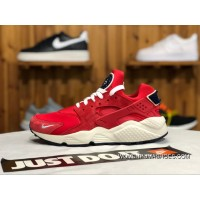 Nike Air Huarache 1 704830-2602 Women Men Red White Outlet