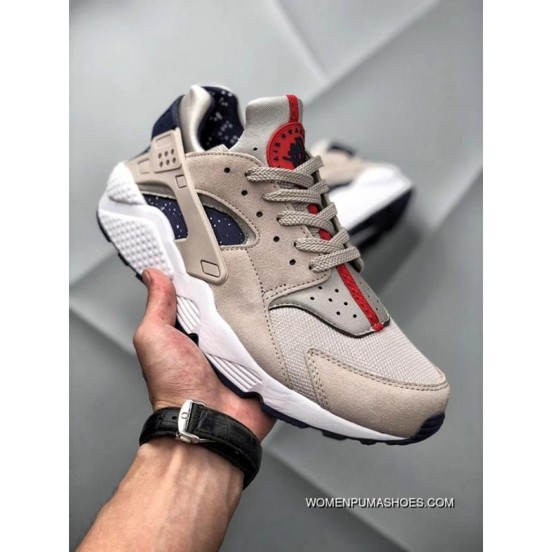 66324b5b80429 Nike Air Huarache Moon Landing America LUNAREPIC 50 Anniversary Theme  Colorways Upper Adopted The Brown Suede Upper AQ0553-200 On The Size Of The  Moon ...