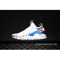 Huarache 4 Mesh Breathable Air Max Zoom Collaboration Rainbow Amusement Park Rainbow Match SKU 847568-100 Size New Style