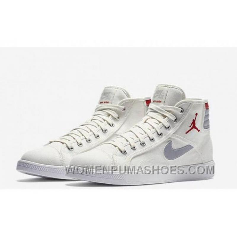 51a75031b2ee ... Air Jordan Sky High Shoes Retro Low Cool Grey Black White 454076 Top  Deals ...