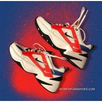 Nike Air M2K Tekno AO3108-001 Old Dad Shoes Men Women RED Discount