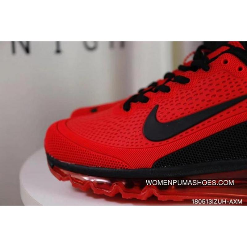 e6698ceda5 Nike Air Max 2017.5 40-47 Men Red Black Online, Price: $88.19 ...